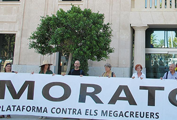 La Plataforma contra els megacreuers celebra la moratòria i exigeix la participació de les entitats a un Comité tècnic