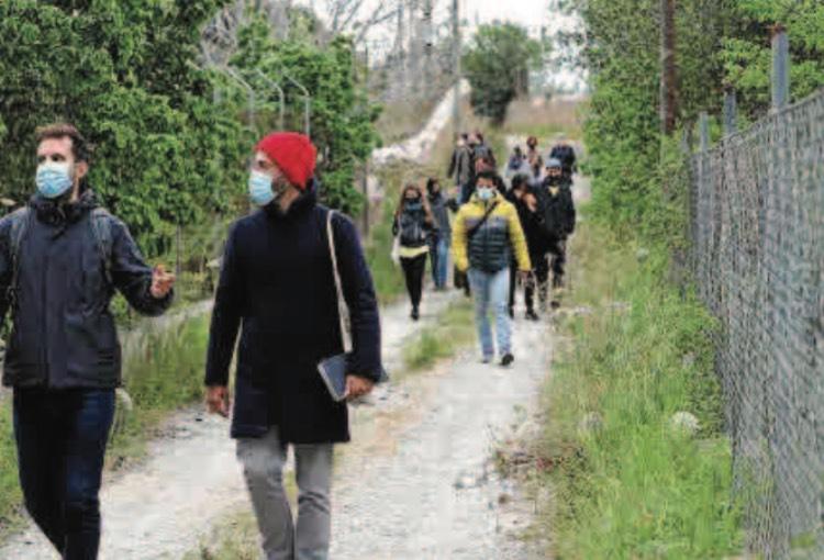 S'Horta de Dalt acoge una ponencia a pie de campo