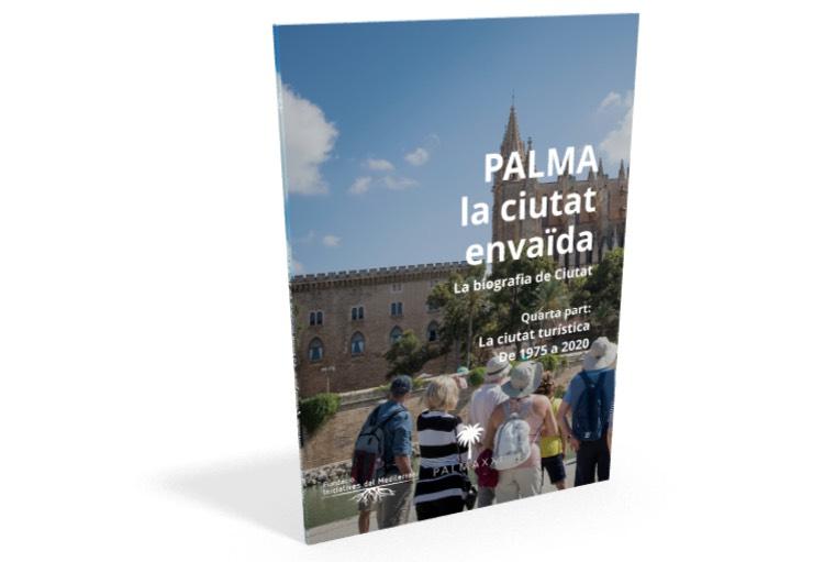 Palma XXI presenta la quarta part de la seva Biografia de Palma