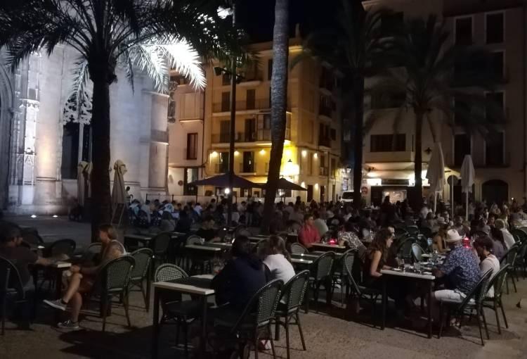 La ciutadania de Palma no està obligada a suportar el nivell de renous que pateix