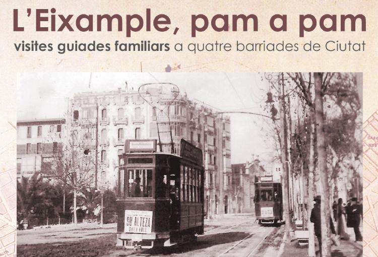 Visita guiada: Les Avingudes, el cinturó de Ciutat
