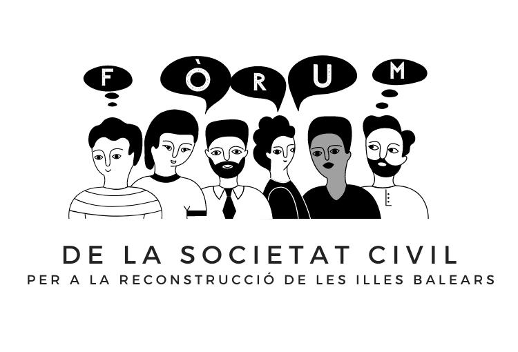 """El Fòrum de la Societat Civil demana al Parlament que tengui en compte en els pressupostos generals el """"Pla rector de transició de model econòmic, ecològic i social"""""""
