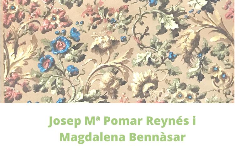 El paper pintat a Mallorca, un element decoratiu oblidat