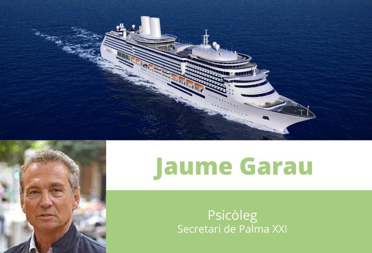 El turismo europeo de cruceros en Palma