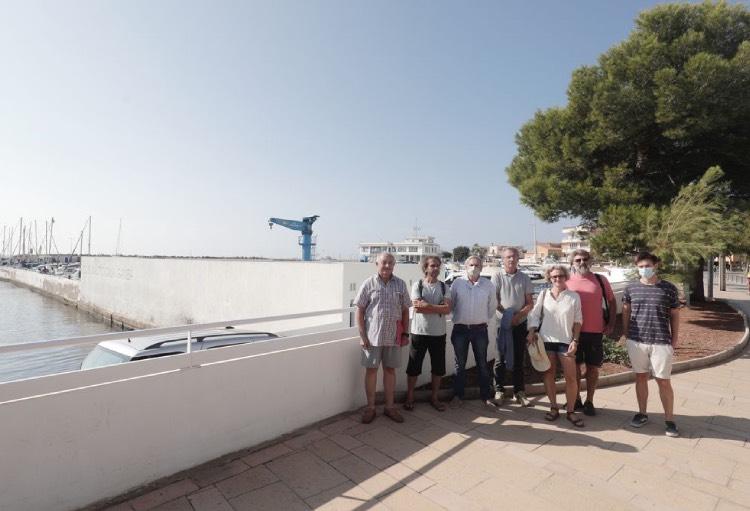 Diverses entitats d'arreu de Mallorca reclamen un canvi en la política estratègica que planteja la proposta de Pla General de Ports presentat pel Govern de les Illes Balears